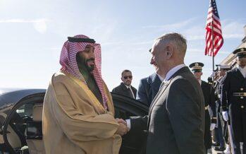 Renzi e i sauditi. Con Biden cominciano tempi duri per gli Antipatici