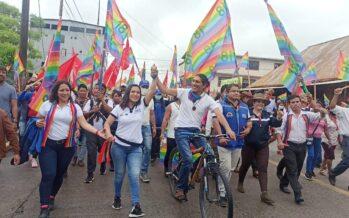Ecuador: ancora in campo l'altra sinistra possibile di Yaku Pérez