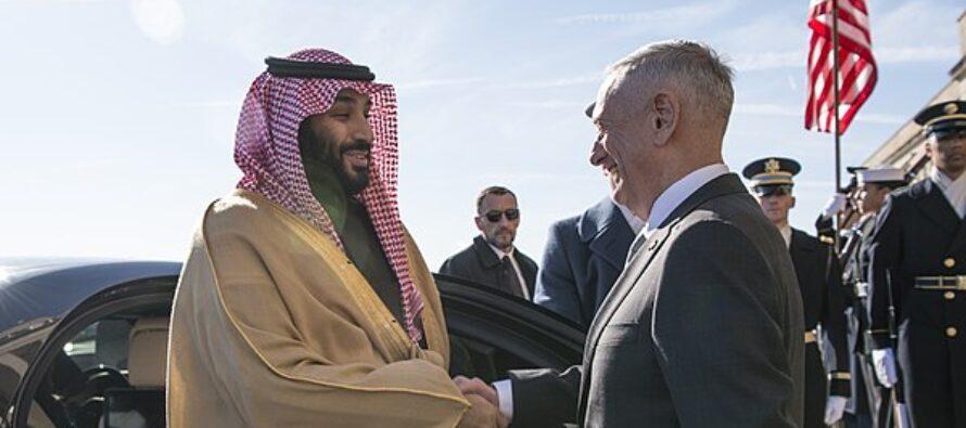 Arabia saudita. Report Cia: «Il mandante è MbS», ma Biden lo ha già graziato