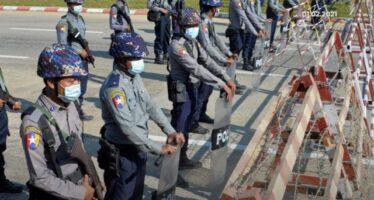 Myanmar. Nell'arsenale della giunta birmana munizioni e hardware italiani