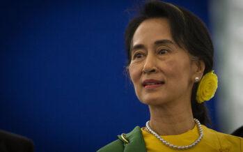 Myanmar. Golpe dei militari, arrestata Aung San Suu Kyi