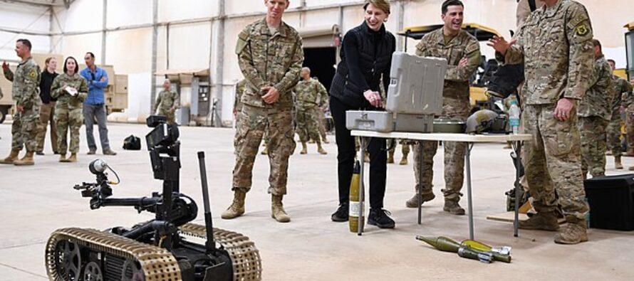 Con Biden la diplomazia torna in Africa, ma i droni killer restano