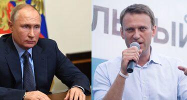 Russia.Navalny condannato a tre anni e mezzo di carcere