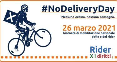 No Delivery Day. Oggi i riders scioperano in 30 città