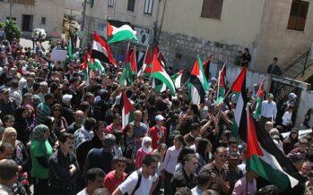 Palestina.Confische e proteste, il Land day è ogni giorno