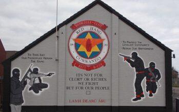 Confine Nord-Irlanda e Regno Unito: i lealisti si ritirano dagli accordi di pace