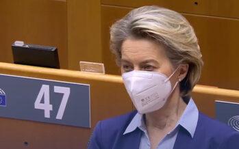 Lo stato dell'Unione, Ursula von der Leyen nasconde i conflitti sotto al tappeto