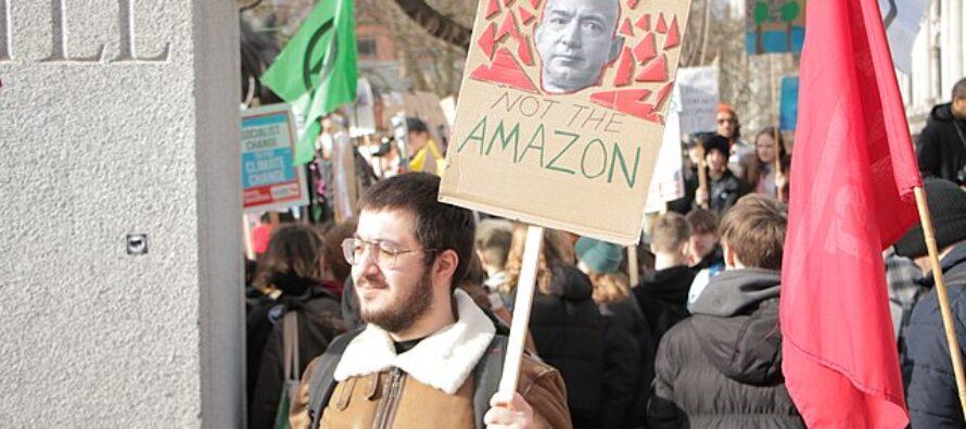 Amazon, sostegno alle lotte dei lavoratori anche da Black Lives Matter