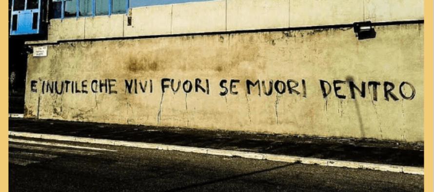 8 marzo 2020. Il Dossier sulla strage al carcere Sant'Anna
