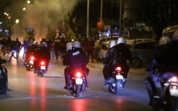 Grecia. Dopo la manifestazione arrivano «Botte e torture nel carcere di Atene»