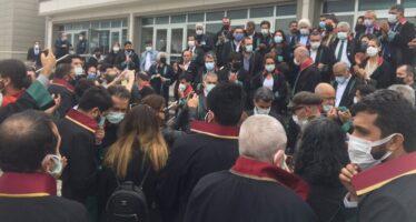 In Turchia si apre il processo politico contro l'Hdp per le proteste di Kobane