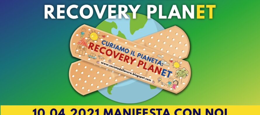 Recovery PlaNET. Movimenti in piazza per curare la società, contro le grandi opere