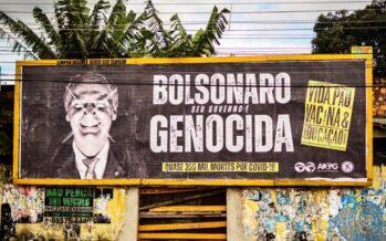 Brasile.Più isolato Bolsonaro l'incapace, abbandonato da militari e imprenditori