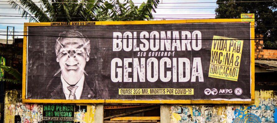 Estrattivismo e genocidio. Rinviata a settembre la decisione sul «Marco temporal»