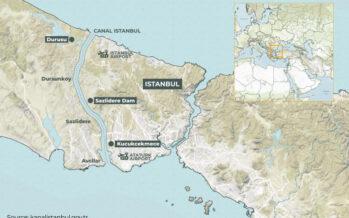 Turchia. «Il Kanal Istanbul è pericoloso»: incarcerati gli oppositori del progetto