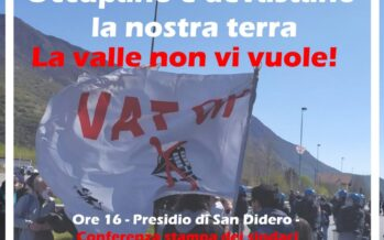 No Tav. Dopo lo sgombero di San Didero, una notte di scontri per i nuovi cantieri Telt