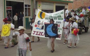 Colombia.Solo la Guardia indigena difende Cali