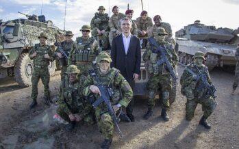 Le pericolose strategie Usa-Nato vedono al solito l'Europa come terreno di manovra
