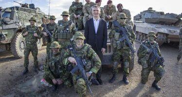 Vertice NATO. Benzina per la guerra fredda: la Russia è una «minaccia», la Cina una «sfida»