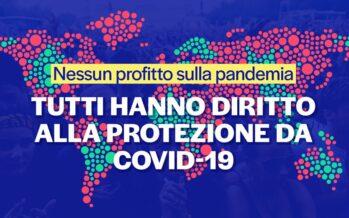 Domani il Global health summit, movimenti in piazza per la moratoria sui brevetti