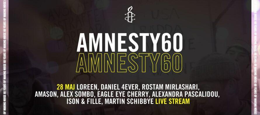 Compleanno di Amnesty International: «tre prigionieri liberati al giorno per 60 anni»