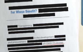 Transparency International: sui vaccini troppi omissis per trial clinici e contratti
