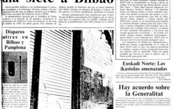 """Paesi Baschi. Il quotidiano GARA, oltre la """"continuità ideologica"""""""