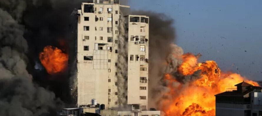 Israele/Palestina.Lo sporco gioco della guerra, destinato a ripetersi