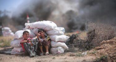 Gaza. L'Onu parla di «crimini di guerra d'Israele», ma i media tacciono