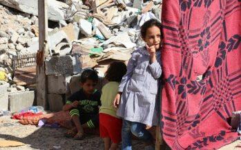Gaza, già 212 palestinesi uccisi, Biden vende a Israele 735 milioni in bombe