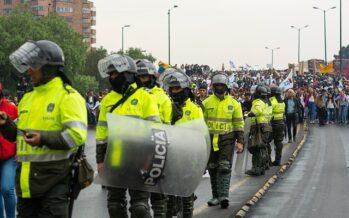 Colombia.Abusi e repressione poliziesca contro manifestanti, colpita anche l'Onu