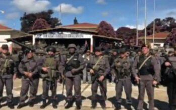 Venezuela-Colombia, strage di soldati al confine