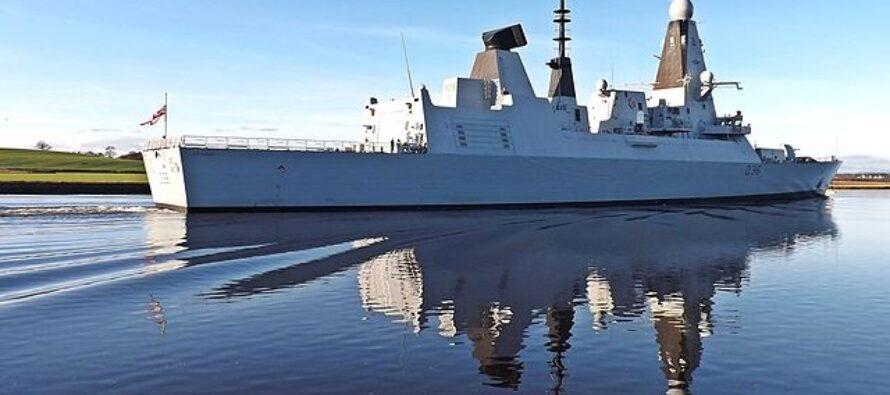Russia/Nato.Mar Nero, «incidente» militare sulle coste di Crimea