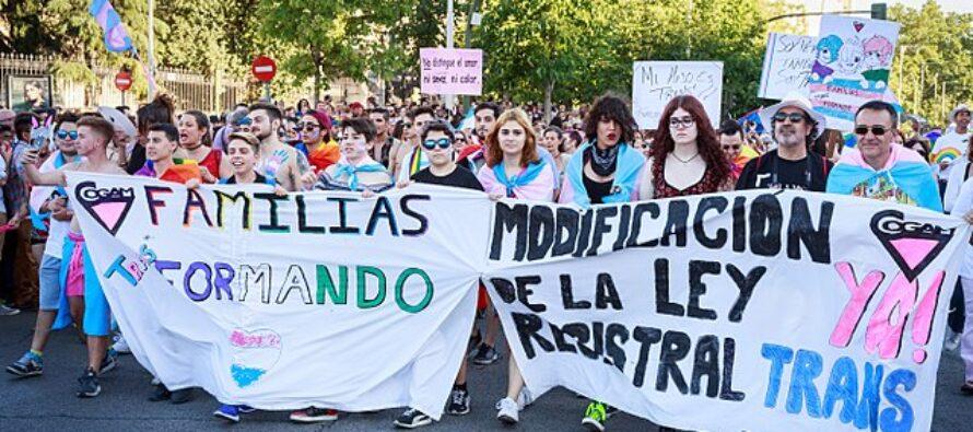 Spagna. Il governo dà il via alla «ley trans» per uguaglianza e diritti delle persone lgtbi