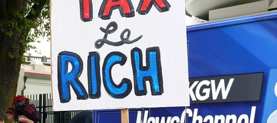 Too big to pay: i miliardari USA esentasse