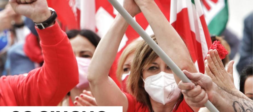 I sindacati si riprendono le piazze: no ai licenziamenti
