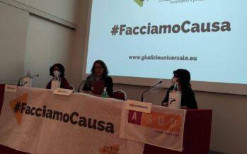 Climate change, 203 attivisti citano in giudizio per inazione lo Stato italiano