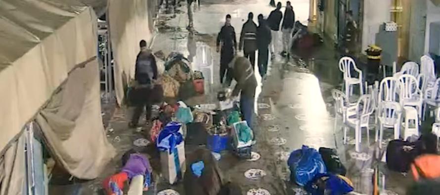 Israele/Territori occupati. Video di Haaretz mostra le botte ai palestinesi in carcere
