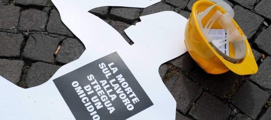 Morire di lavoro. L'Italia riparte, ma gli omicidi bianchi non si erano mai fermati