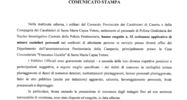 Torture a Santa Maria Capua Vetere. Un manuale di etnografia carceraria