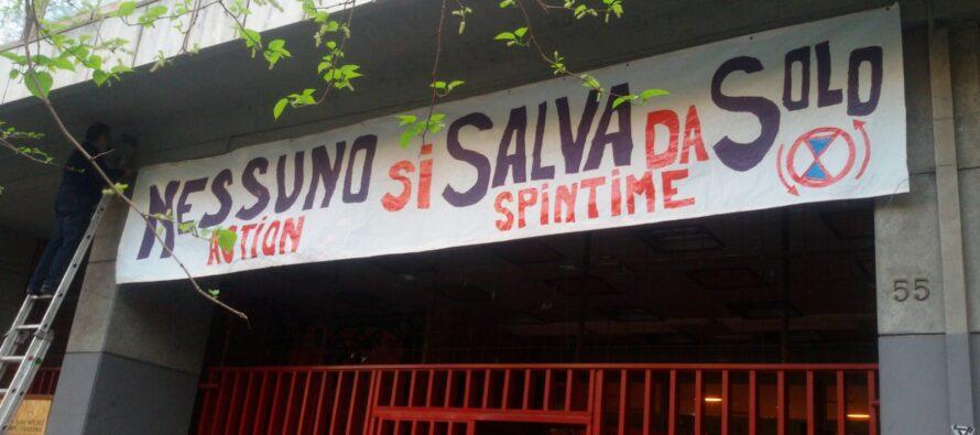 Roma.Spin Time e le altre occupazioni, il nuovo corso dei movimenti