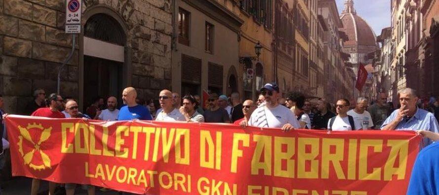 Licenziamenti. Firenze, la resistenza operaia della Gkn diventa di popolo