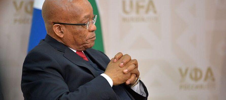 Sudafrica. Dopo la condanna per oltraggio, l'ex presidente Zuma rifiuta l'arresto