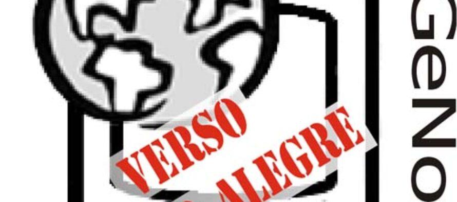 """Testimoni di GeNova. Il dossier """"Verso Porto Alegre"""""""