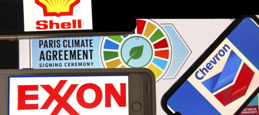 Clima.Ecco le grandi manovre di Exxon contro l'ambiente