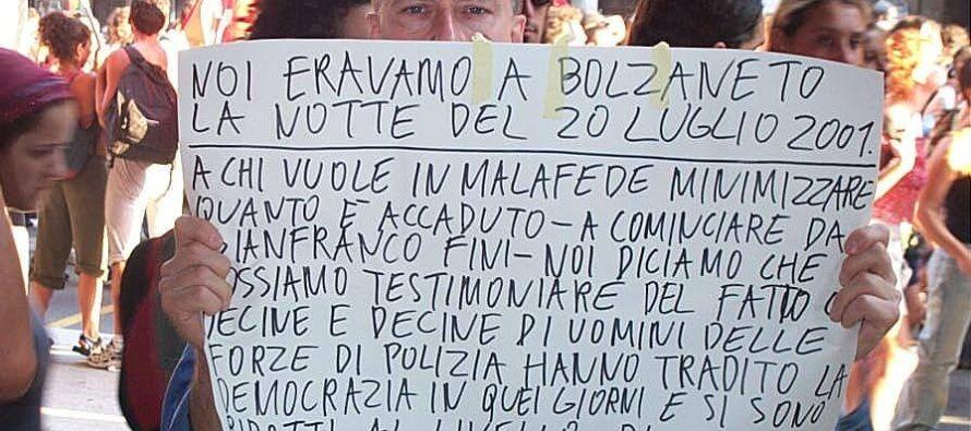 Mi ricordo di Genova, i lacrimogeni, le urla, le botte. E quel ragazzo morto