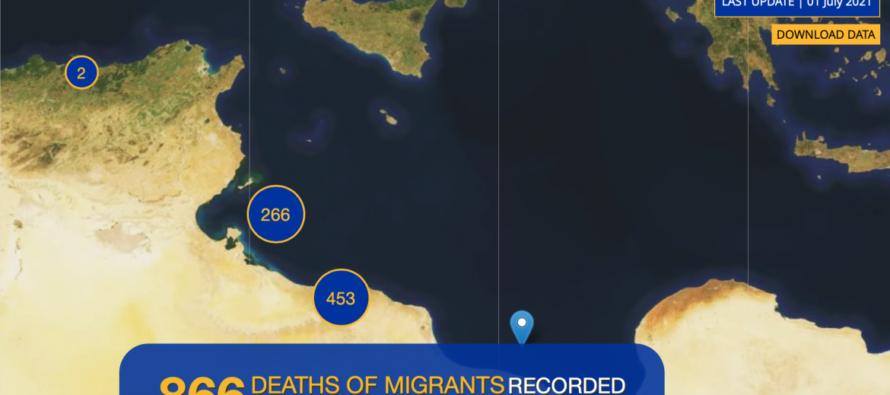 Mediterraneo, la strage continua: 43 migranti dispersi al largo della Tunisia
