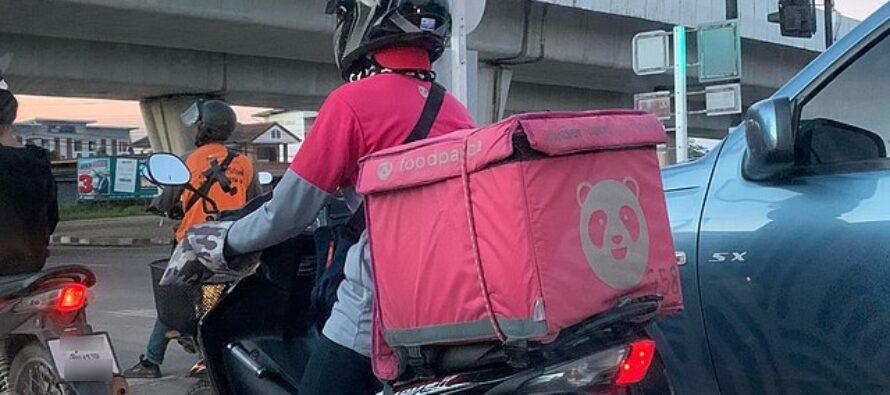 Food delivery, la sfida dei lavoratori asiatici a FoodPanda