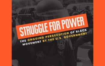 L'Fbi come ai tempi del Black Panther: caccia a Black Lives Matter
