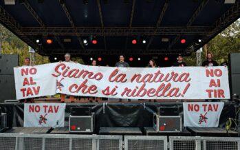 Val Susa. No Tav, è tornato il «festival della felicità» a Venaus